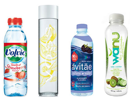 innovations in water drinks market